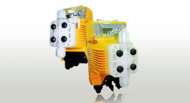 ERCA SAS BOMBAS-DOSIFICADORAS-ELECTROMAGNÉTICA-serie-athenas Equipos para el mantenimiento de torres de  enfriamiento y chillers