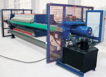 ERCA SAS Filtro-prensa-automático-serie-MSL Filtros Prensa