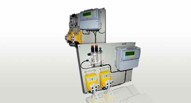ERCA SAS HELIOS-05-SISTEMAS-DE-CONTROL-AUTOMÁTICO Equipos para el mantenimiento de torres de  enfriamiento y chillers