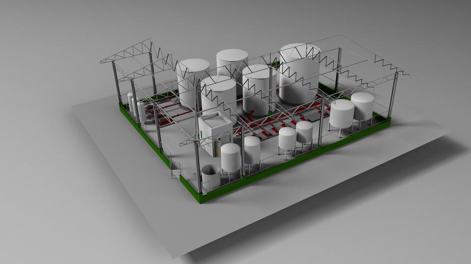 ERCA SAS diseno-de-lanta-de-tratamiento-de-agua Desarrollo de plantas de tratamiento de aguas residuales