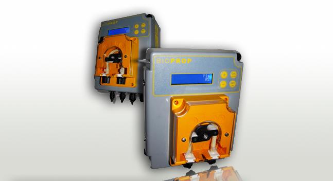 ERCA SAS serie-systems-bombas-peristalticas-bio-prop Equipos para el mantenimiento de torres de  enfriamiento y chillers