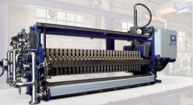 ERCA SAS venta-de-Filtros-prensa-colombia Equipos de dosificación y control, desbaste y filtros prensa