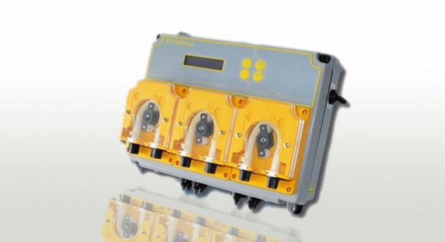 ERCA SAS sistemas-de-dosificacion-ELITE-pH-pH-RX-pH-Floculante SISTEMAS DE DOSIFICACIÓN
