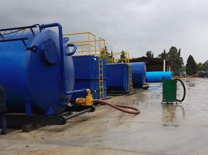 ERCA SAS Servicio-de-disposicion-de-lodos-bogota Disposición de Residuos